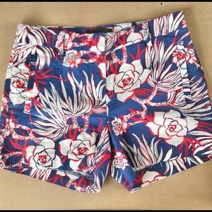 J.CREW  Shorts floral